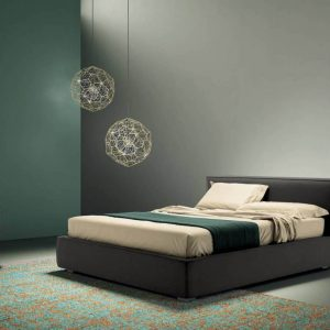 Letto moderno Relaxed